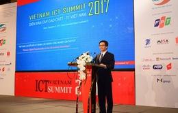 Diễn đàn ICT 2017: 'Việt Nam:  Chuyển đổi số trong công nghiệp 4.0'