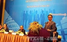 Giáo dục sáng tạo và xây dựng nguồn nhân lực trong ASEM