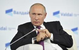 Chiến dịch tranh cử Tổng thống Nga: Gần 70% cử tri sẵn sàng bỏ phiếu cho ông Putin
