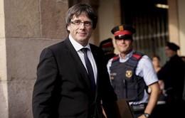 Tây Ban Nha sẽ bắt giữ cựu Thủ hiến Catalonia khi về nước