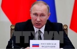 Tổng thống Putin: Quan hệ Mỹ - Nga xấu đi dưới thời chính quyền D.Trump