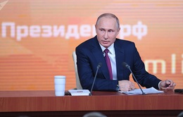 Ông Putin sẽ tranh cử Tổng thống Nga với tư cách ứng viên tự do
