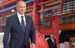 Ông Vladimir Putin hé lộ khả năng tái tranh cử Tổng thống Nga