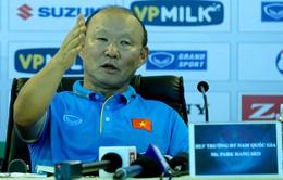 HLV Park Hang Seo quyết giành 3 điểm trước ĐT Afghanistan