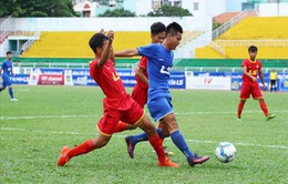 U17 PVF vô địch giải bóng đá U17 Quốc gia