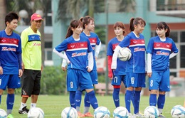 ĐT nữ Việt Nam tạm gút danh sách lần 1 trước thềm SEA Games 29
