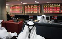 """Chứng khoán Qatar """"rung lắc"""" mạnh trước cuộc khủng hoảng ngoại giao"""