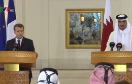 Qatar và Pháp ký các thỏa thuận cung cấp vũ khí