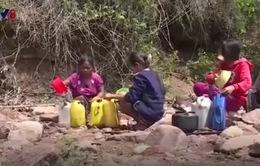 """Quảng Trị: Nhiều xã vùng cao """"khát"""" nước"""