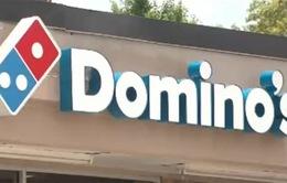 Hãng Domino Pizza ra mắt dịch vụ tặng quà cưới cô dâu chú rể