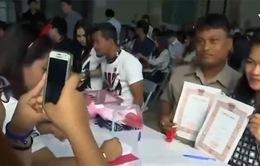 Thái Lan: Phát thuốc bổ cho các cặp vợ chồng mới cưới để cải thiện tỷ lệ sinh