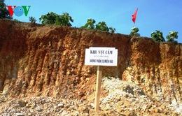 Bình Định tiêu hủy quả bom sót lại sau chiến tranh