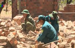 Gia Lai: Giúp dân ổn định cuộc sống sau thiên tai