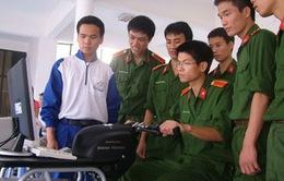 Những nguyên tắc quan trọng khi xét tuyển vào các trường quân đội năm 2017