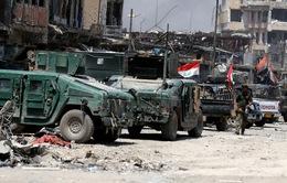 Iraq tuyên bố sắp giải phóng Mosul
