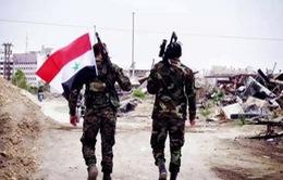 Syria giải phóng thị trấn cuối do IS kiểm soát