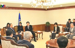 Thúc đẩy quan hệ Việt Nam - Hàn Quốc mạnh mẽ và toàn diện