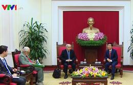 Tăng cường quan hệ hợp tác Việt Nam - Italy