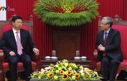 Đưa quan hệ Việt Nam - Trung Quốc lên tầm cao mới