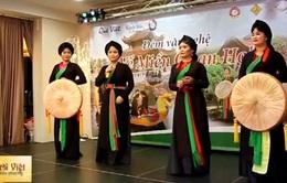 Đêm quan họ nhằm kết nối cộng đồng người Việt tại Ba Lan