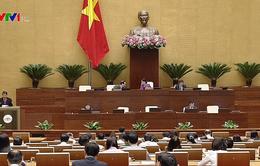 Quốc hội thống nhất quy định một đầu mối quản lý nợ công