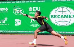 Vượt qua tài năng trẻ của Australia, Hoàng Nam vào bán kết Việt Nam F1 Futures 2017