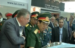 Lần đầu Việt Nam cử tàu hải quân dự LIMA