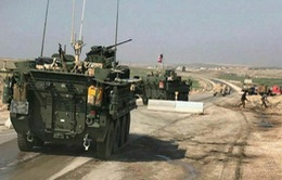 Mỹ triển khai thêm quân đến Syria