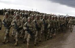 NATO triển khai nhóm binh sỹ Mỹ đầu tiên tới Ba Lan