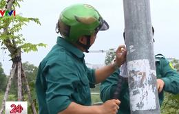 """Câu lạc bộ """"đặc trị"""" quảng cáo trái phép ở Đồng Nai"""