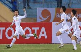 VIDEO: Quang Hải lập cú đúp ấn tượng, CLB Hà Nội thắng kịch tính