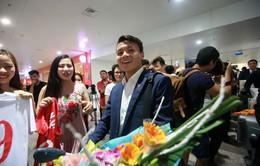 VIDEO: Quang Hải, Đức Chinh, Tiến Dũng... chia sẻ cảm xúc trở về của U20 Việt Nam