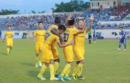 VIDEO Cúp Quốc gia 2017: Sông Lam Nghệ An 4-1 CLB Quảng Nam