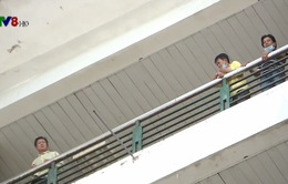 2 vụ nhảy lầu tự tử ở BVĐK Quảng Ngãi trong buổi sáng