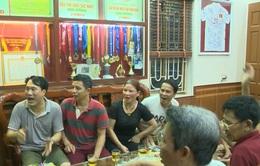 Gia đình Quang Hải tiếp lửa cho U20 Việt Nam