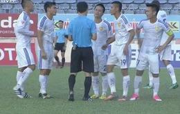 VIDEO: Tổng hợp trận đấu Quảng Nam 1-1 Long An