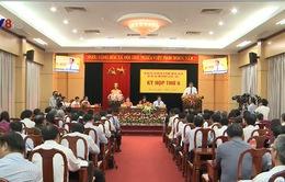 Khai mạc kỳ họp thứ 6 HĐND tỉnh Quảng Ngãi khóa XII