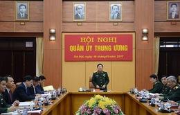 Quân ủy Trung ương kiểm điểm theo Nghị quyết Trung ương 4