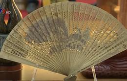 Quạt trầm hương mang văn hóa Việt Nam đến với thế giới