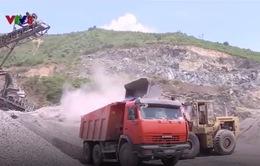 Khánh Hòa: Nhiều sai phạm trong công tác quản lý tải trọng