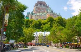 Thành phố Quebec đặc biệt hút khách nhờ phim Goblin