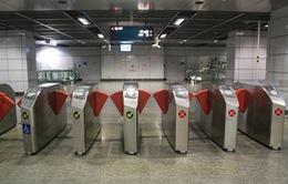 Đường sắt Việt Nam chính thức triển khai cổng soát vé tự động