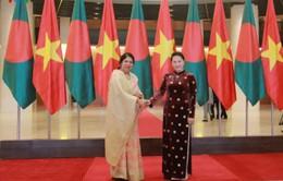 Chủ tịch Quốc hội Bangladesh thăm Việt Nam