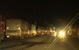 Đứt Quốc lộ 6, giao thông đến Sơn La ngưng trệ