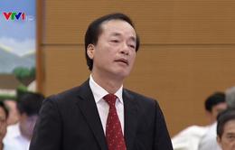 Chất vấn Bộ trưởng Bộ Xây dựng Phạm Hồng Hà về quy hoạch đô thị