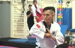 Hồ Thanh Phong - gương mặt mới của ĐT quyền taekwondo Việt Nam tại SEA Games 29
