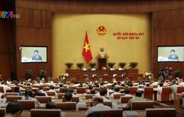 Trình Quốc hội xem xét, phê chuẩn quyết toán NSNN năm 2015