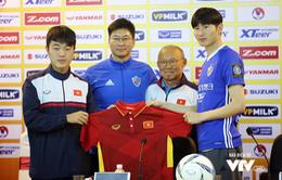 HLV Park Hang Seo: Nhờ Ulsan Hyundai, U23 Việt Nam sẽ hiểu được U23 Hàn Quốc