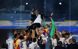 HLV Zidane tiết lộ lý do chia tay Real Madrid
