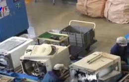 """Tái chế rác thải điện tử - Cơ hội """"vàng"""" cho doanh nghiệp Nhật Bản"""